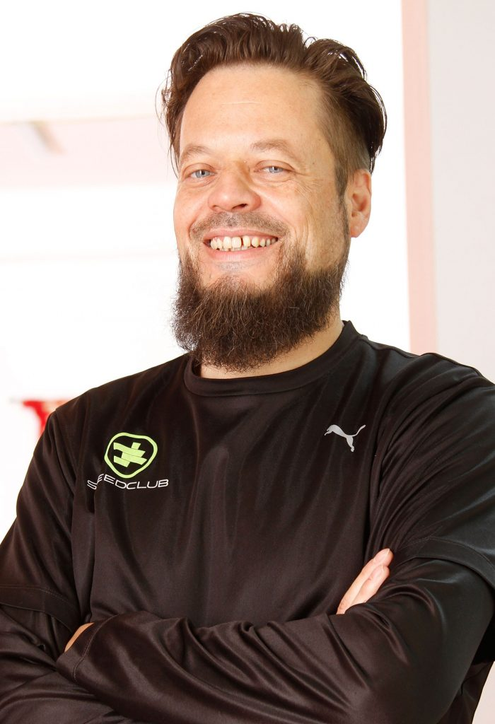 Ralf Jaser - Speedclub