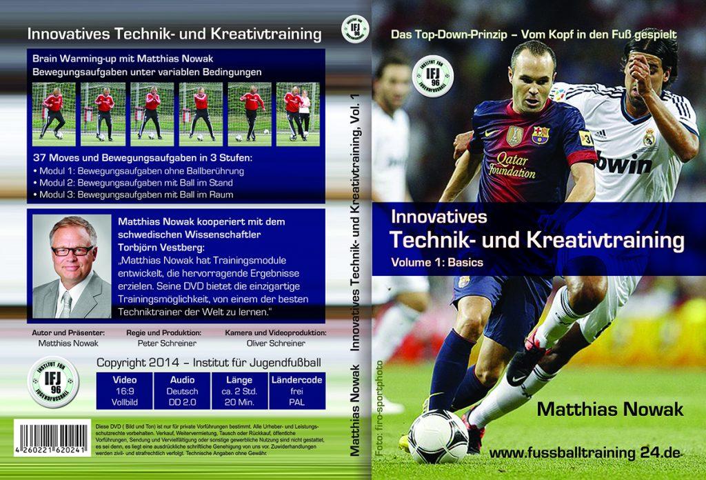 DVD mit Matthias Nowak