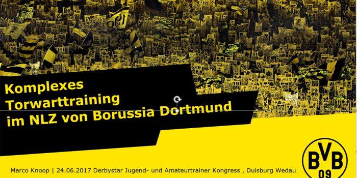 Torwartausbildung im NLZ Borussia Dortmund – Marco Knoop