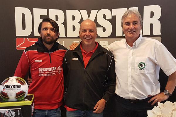 Derbystar Kongress 2017: Peter Hyballa, Joachim Böhmer und Peter Schreiner