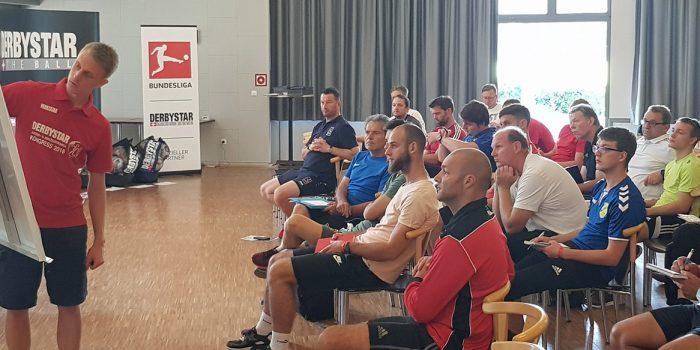 Steven Turek – Themen auf dem Derbystar Fußballtrainer Kongress 2019