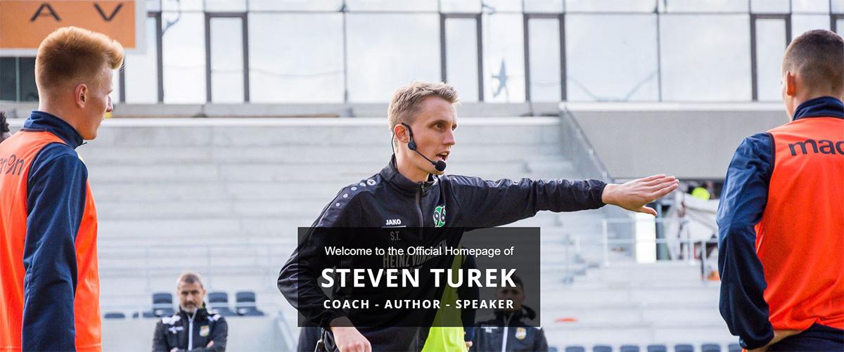 Steven Turek - Presenting in English