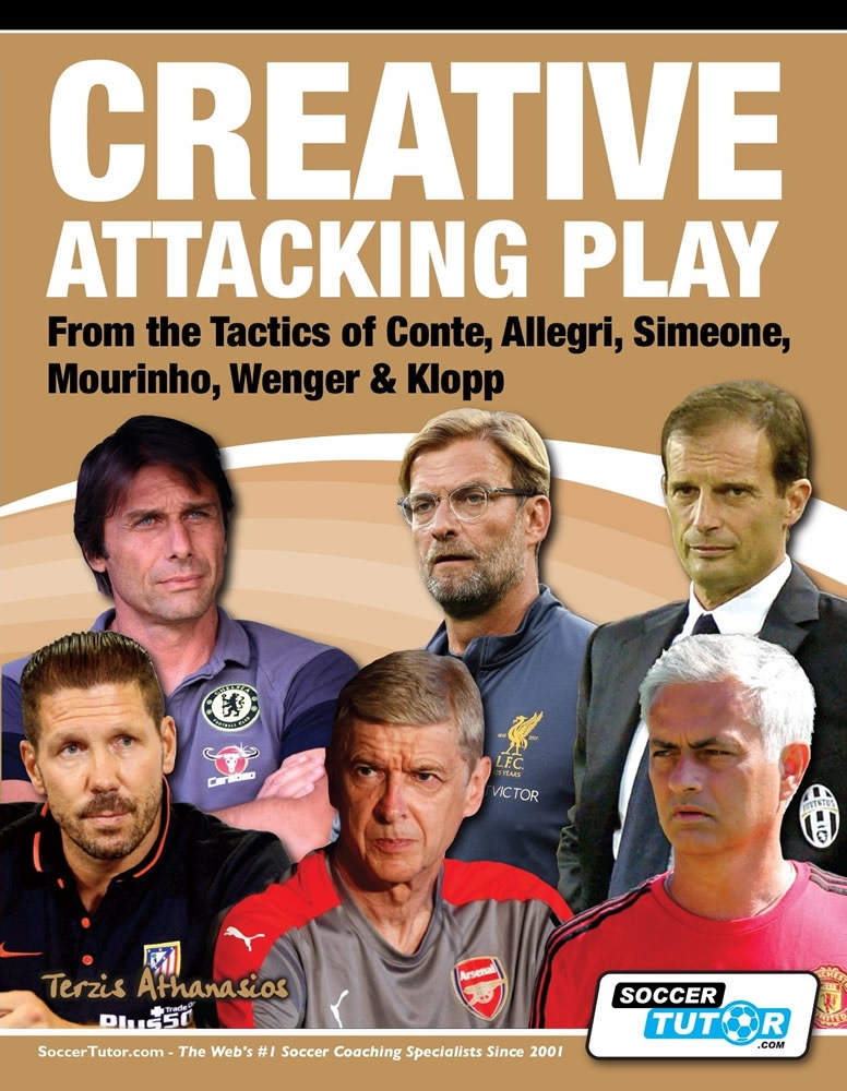 Creative Attacking Play - Conte.Allegri-Simeone-Mourinho-Wenger-Klopp