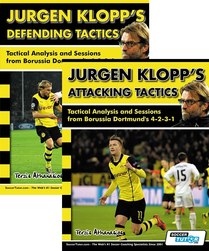 Jürgen Klopp Attacking and Defending Tactics
