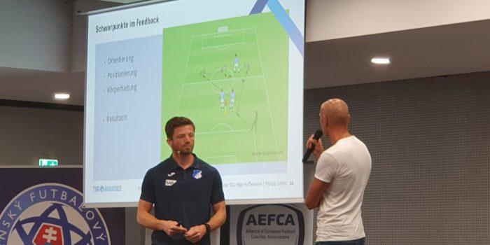 Philipp Dahm – Individualtrainer TSG Hoffenheim – Präsenter beim 4. Derbystar Kongress 2020
