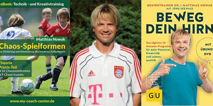 Matthias Nowak – International anerkannter Präsenter, Individualtrainer und Buchautor